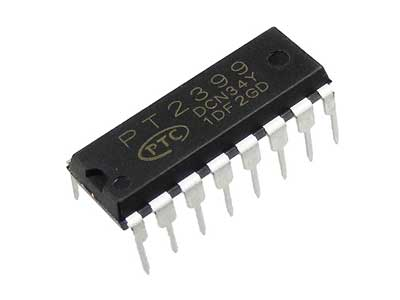 pt2399 digital delay ic